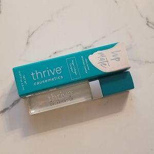 Thrive causemetics lip topper in ashley